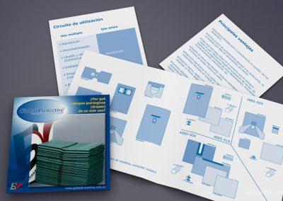 diseño manual de uso campos quirurgicos