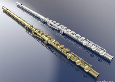 Flauta traversa