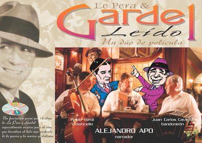 Gardel Leido