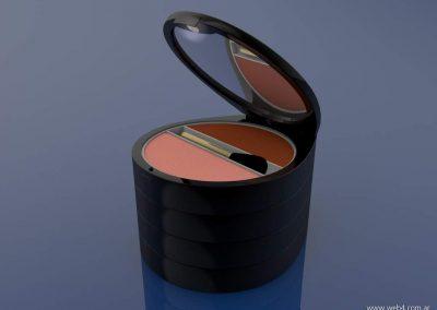 Petalo. Kit integral de maquillaje facial