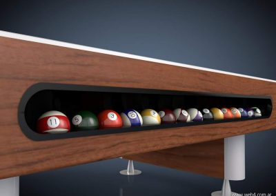 3d render c4d pool bolas final