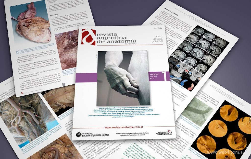 Revista Argentina de Anatomía Online