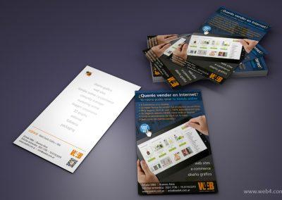 diseño flyers promocionales web4