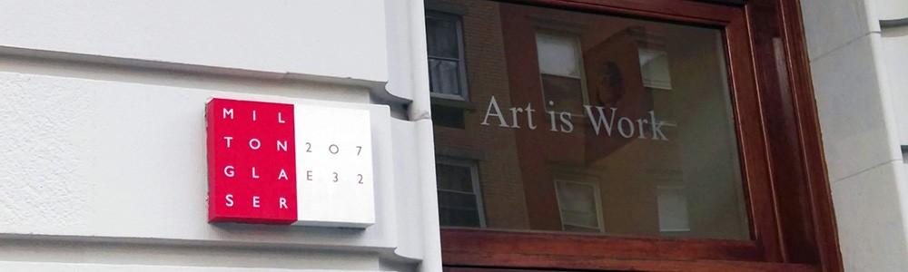 Reivindicar el trabajo creativo. Art is Work