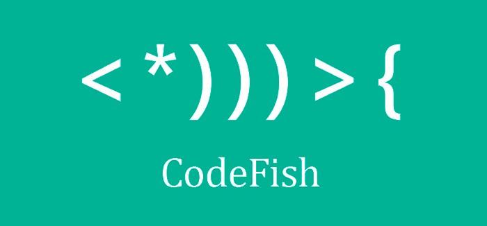 logo CodeFish