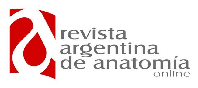 logo revista argentina de anatomia online