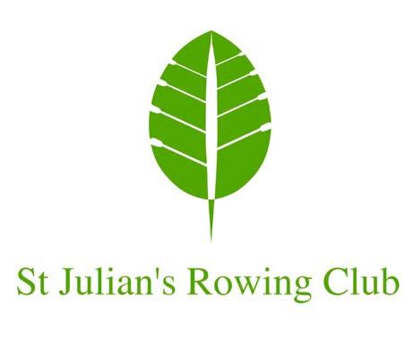 logo St Julian Rowing Club