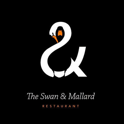 logo the swan and mallard