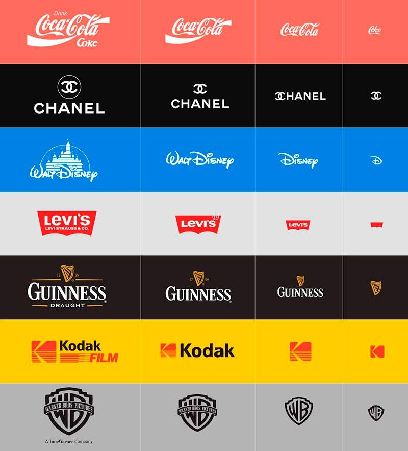 Joe harrison responsive logos