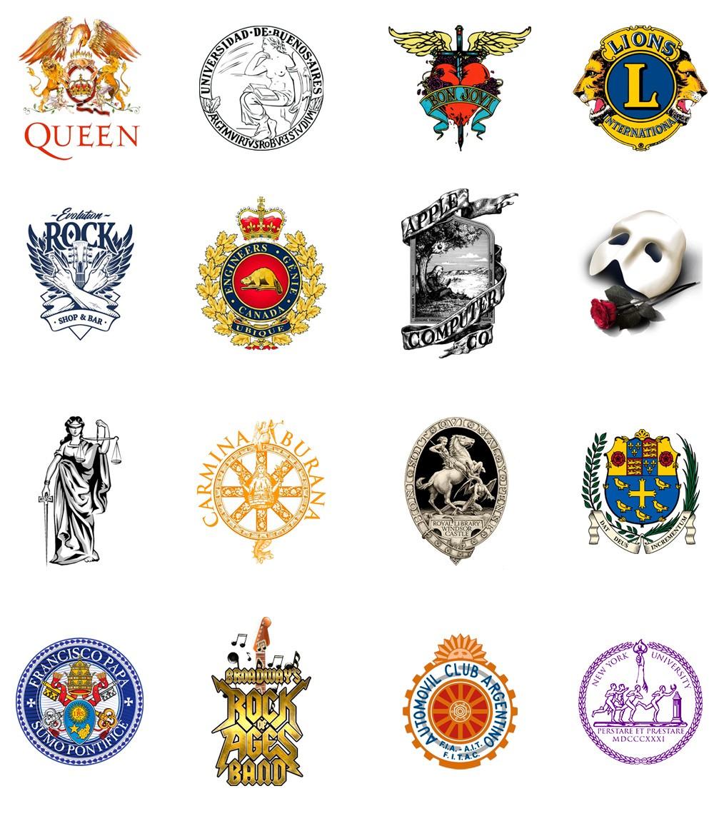 Emblemas Logos