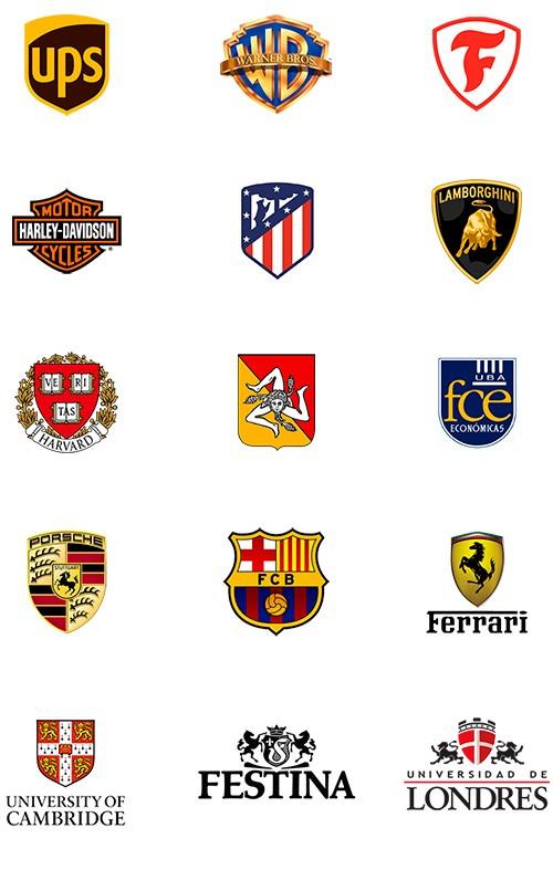 Logos con Escudos