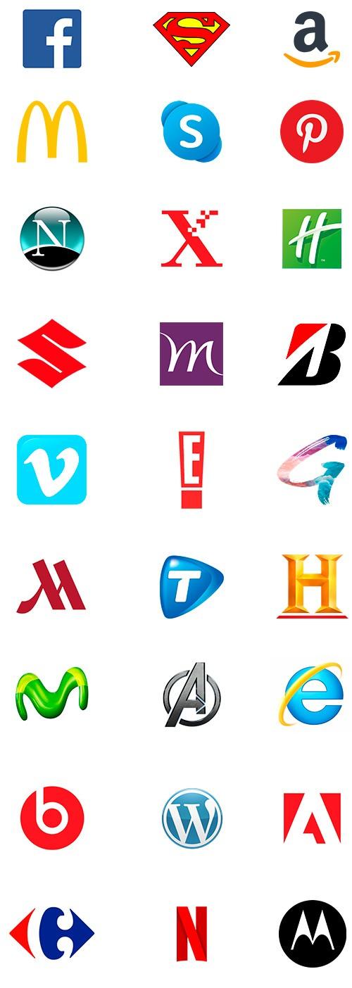 Logos con inicial
