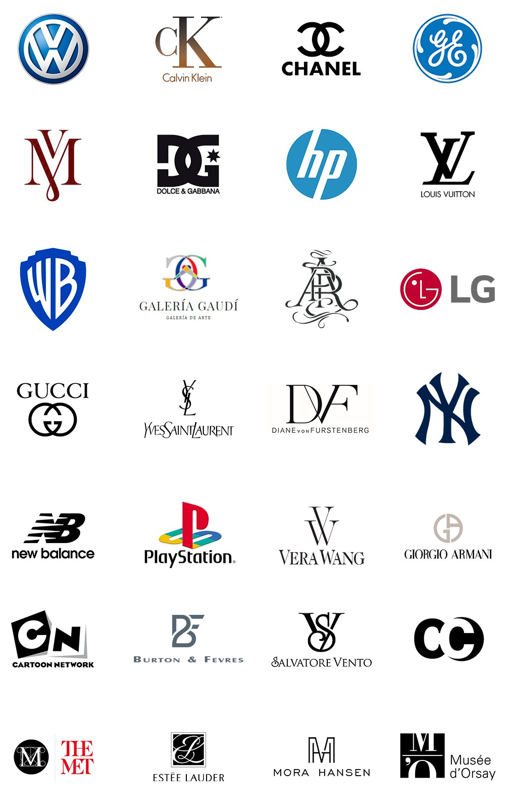 Logos con Monograma